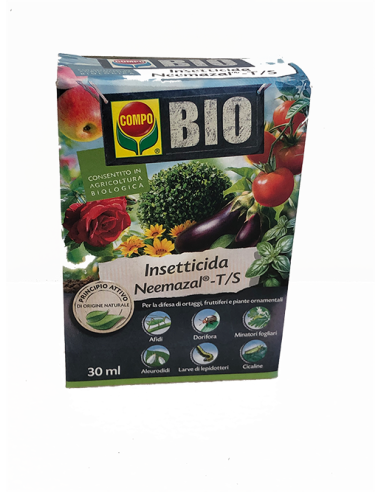 Bio Neemazal insetticida