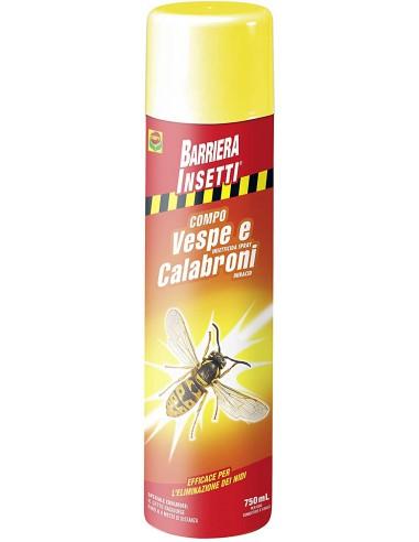 Insetticida Vespe e Calabroni Spray