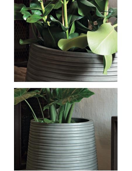 vaso in cemento DeRoma