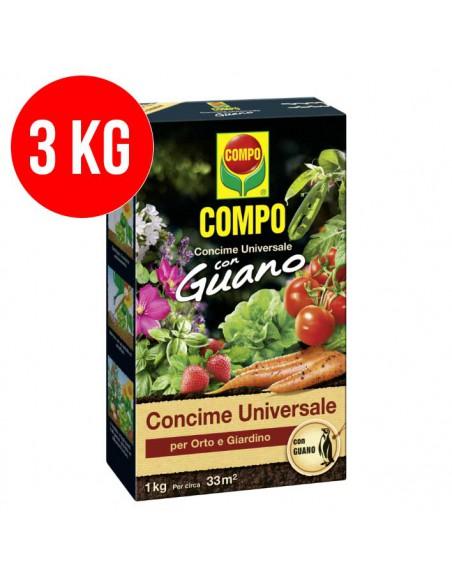Concime Universale Compo Guano