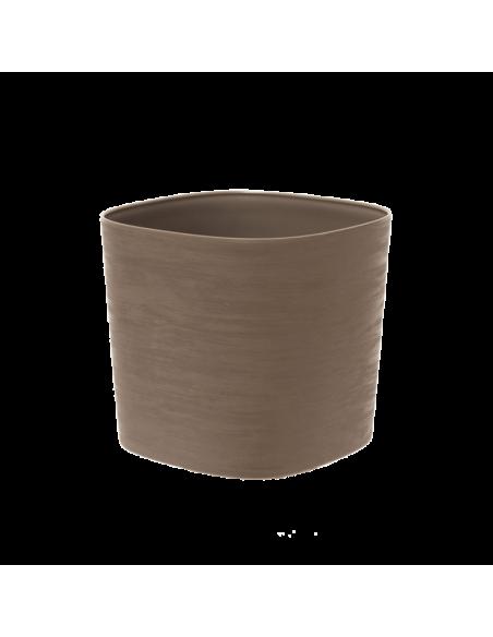 vaso capri tera plastica recycle