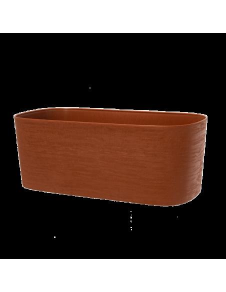 vaso rettangolare da interni