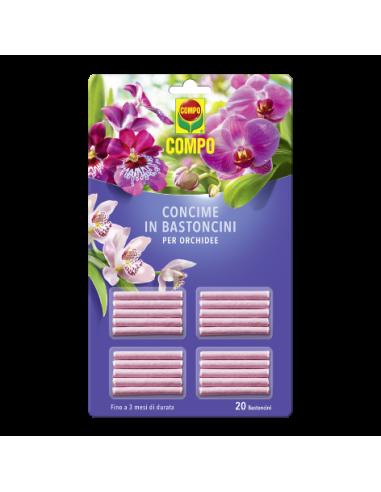COMPO Concime in bastoncini per Orchidee