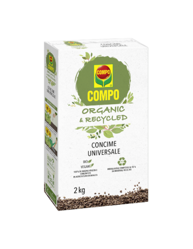 COMPO Organic  Recycled Concime...