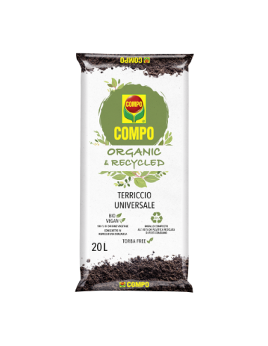 Organic e Recycled Terriccio Universale
