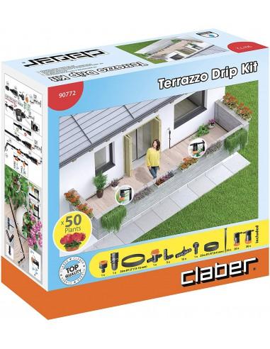 kit irrigazione per terrazzo