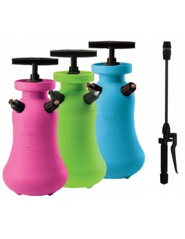 Brio Pompa a pressione colorata 2 lt