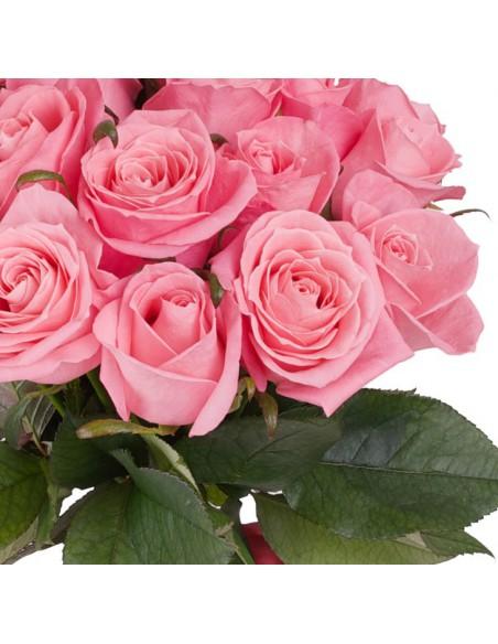 Mazzo di rose rosspedizione domicilio NApoli
