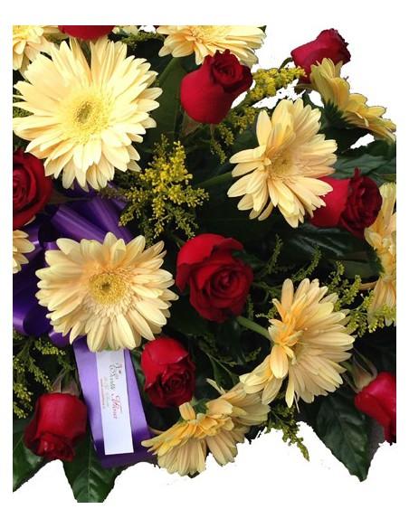 fiori funerale-spedizione a distanza