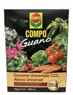 Compo GUANO 3Kg