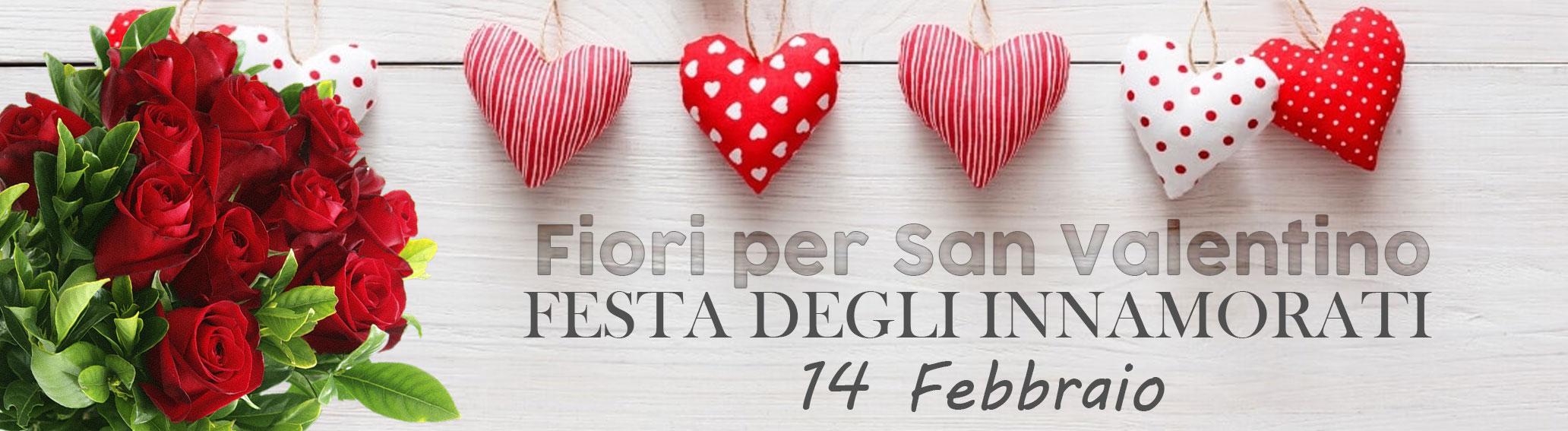 Fiori per San Valentino Napoli